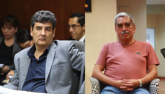 Zegarra y Matuk ahora tendrán trabajo en la gestión de Pedro Castillo (Foto: composición)
