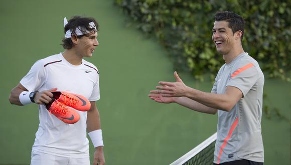 Rafael Nadal reafirma su fanatismo por Real Madrid. (The Sun)
