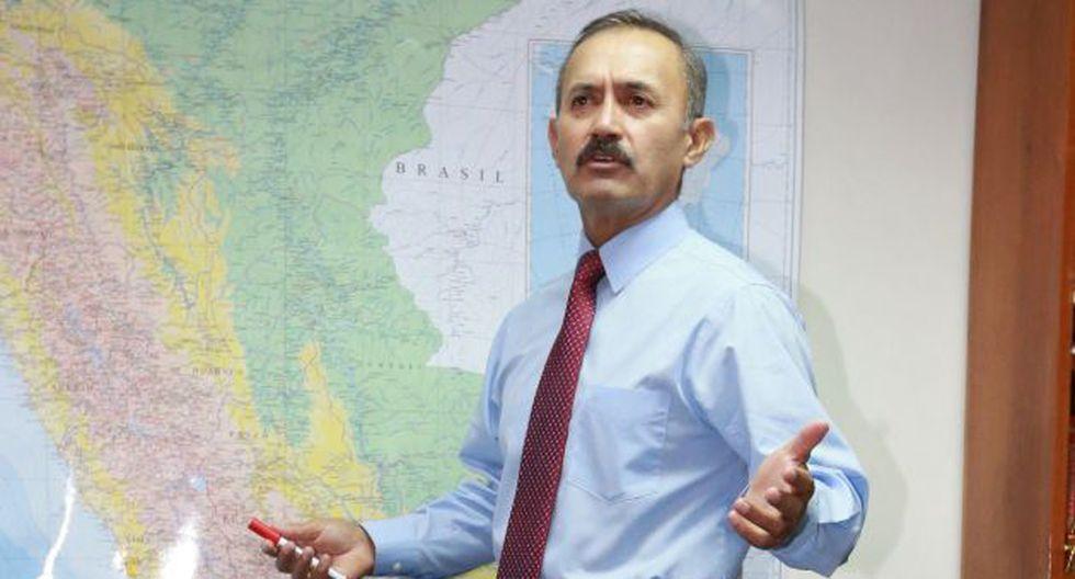 Otto Guibovich se pronunció tras la medida ministerial de no tomar en cuenta en los ascensos de este año a la promoción militar del ex mandatario Ollanta Humala. (USI)