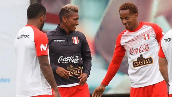 André Carrillo y Pedro Aquino juegan juntos en la Selección Peruana desde el 2016. (GEC)