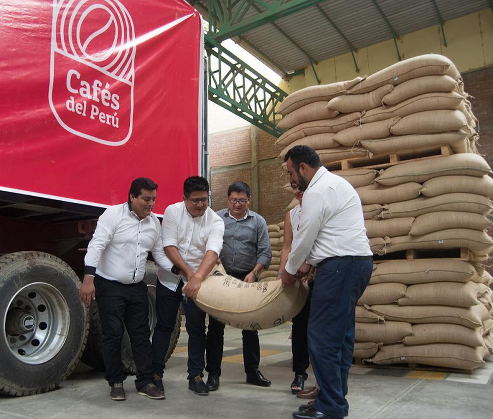 Café peruano: Primer embarque bajo la marca 'Cafés del Perú' llegará a Bélgica. (Promperú)