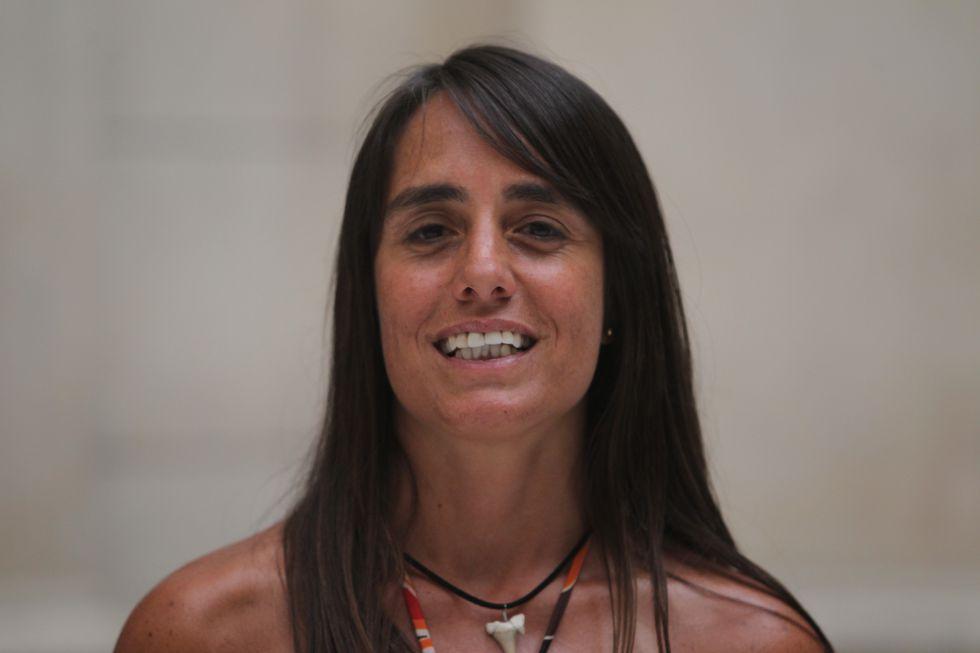 María Luisa del Río, una de las escritoras de 'Había una vez en Perú' (USI).