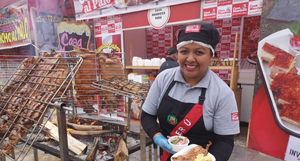 Feria Gastronómica Invita Perú Regala 1000 Platos Típicos