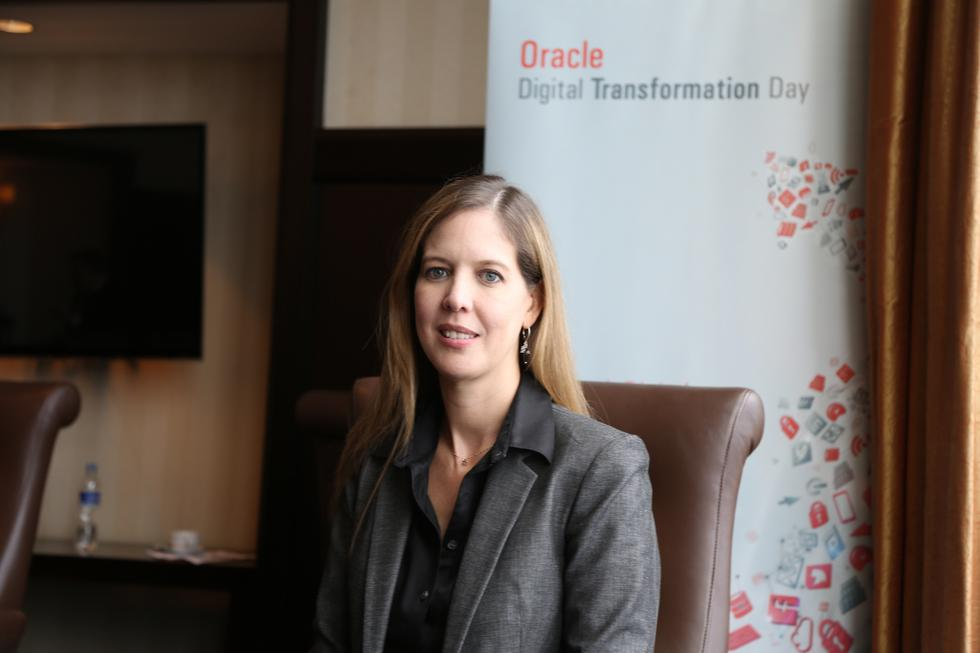 Luisa Márquez, directora ejecutiva de Oracle Perú