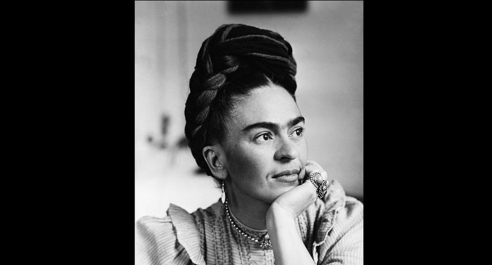 Frida Kahlo. (Gety Images)