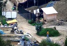 La Libertad: Cuatro obreros mueren asfixiados tras derrumbe en socavón