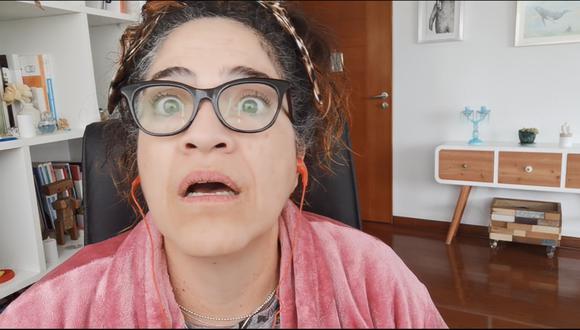 """Wendy Ramos interpreta a tres personas en """"Historias virales"""". La serie web se estrena hoy."""