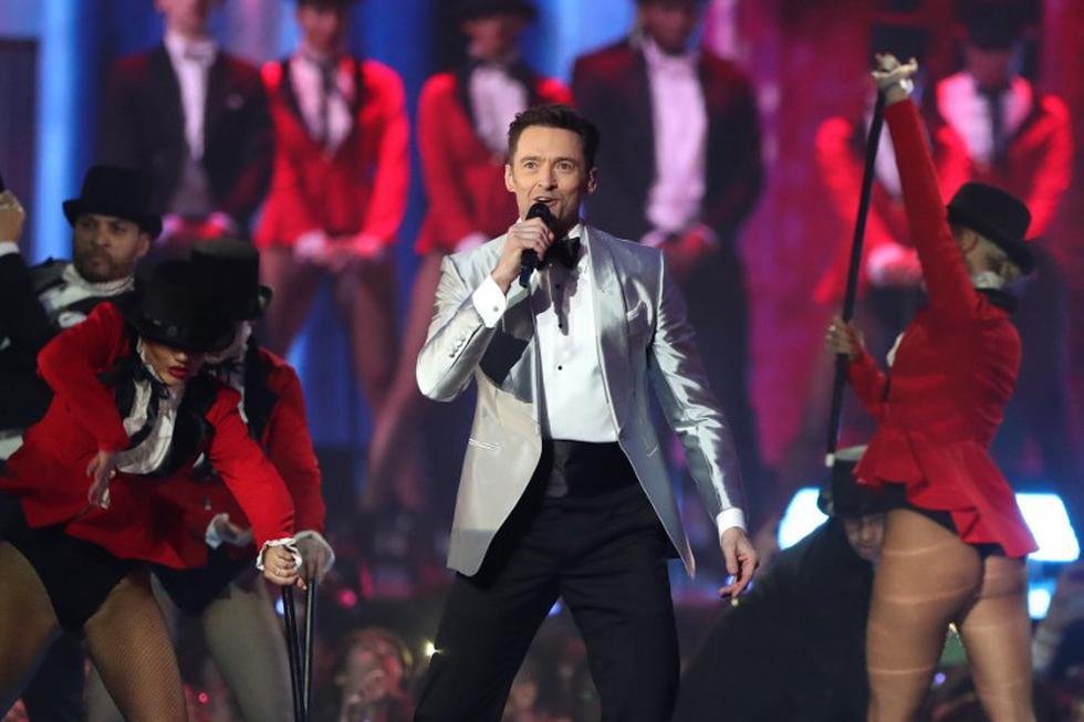 """Hugh Jackman regresará a Broadway con """"The Music Man"""" (Foto: AFP)"""