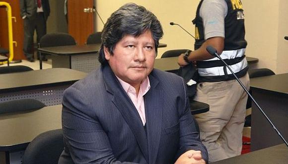 Edwin Oviedo está recluido en el penal Picsi de Lambayeque. (Foto: GEC)