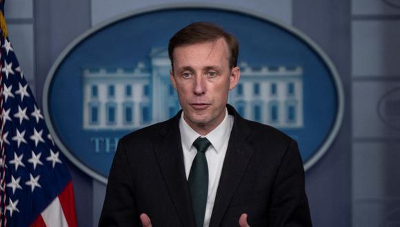 El asesor de Seguridad Nacional de la Casa Blanca, Jake Sullivan. (ANDREW CABALLERO-REYNOLDS / AFP).