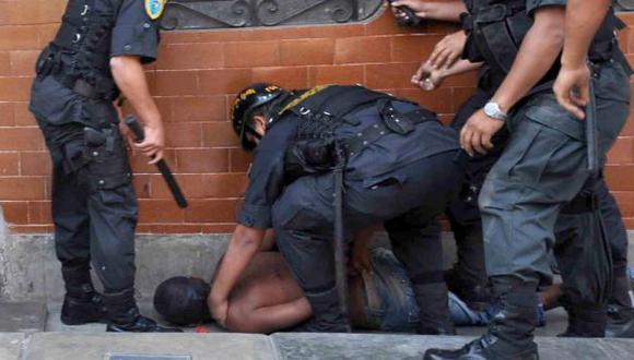 Sin rumbo. Critican falta de decisión para combatir delincuencia. (USI)