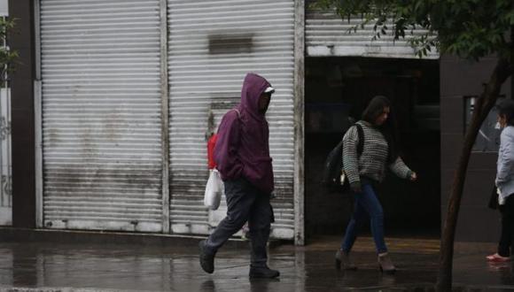 La temperatura en Lima se mantiene alrededor de los 13°C. (GEC)