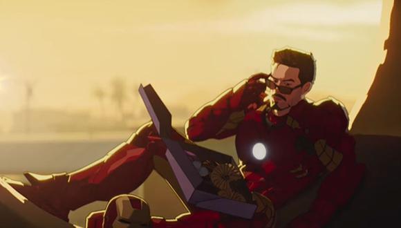 "Marvel Studios presentó un nuevo tráiler de su serie animada ""What If…?"". (Foto: Captura de video)"