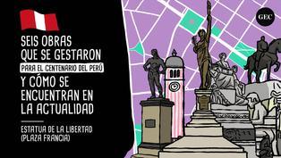 Bicentenario del Perú: Conoce la historia de la estatua de la Libertad y cuál es su estado en la actualidad