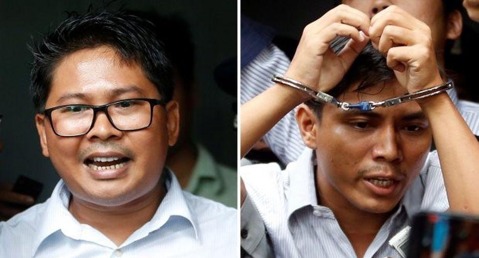 Los abogados de los dos periodistas cuentan todavía con una última oportunidad de revocar la condena ante el Tribunal Supremo de Birmania. (Foto: EFE)