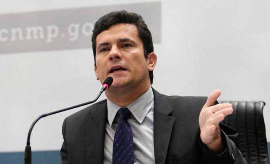 Sergio Moro, el juez que condenó al ex mandatario de Brasil, Lula da Silva. (Foto: EFE)