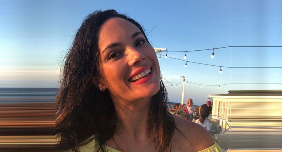 """La actriz Connie Chaparro recordó su paso por la serie """"Así es la vida"""". (Foto: @conniechaparro)"""