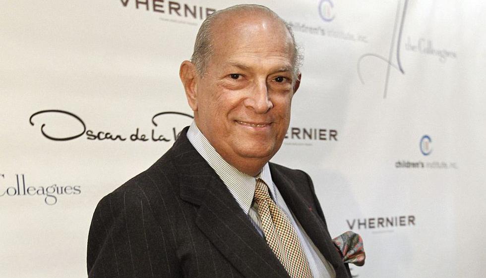 Óscar de la Renta murió en su residencia de Connecticut, Estados Unidos. (Reuters)