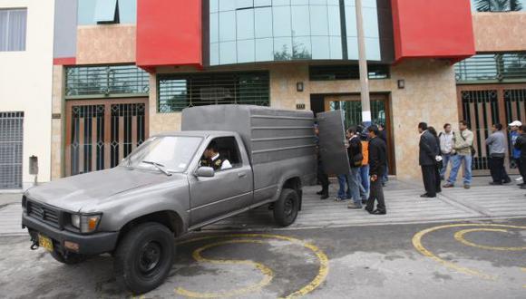 El crimen fue en hotel de Ate. (USI)