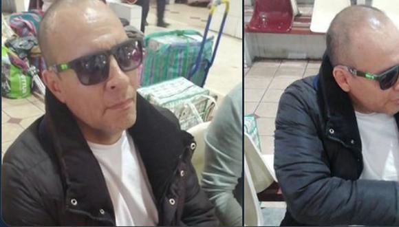 Adolfo Bazán, denunciado por tocamientos indebidos y violación sexual, fue capturado en Tacna (Mininter)