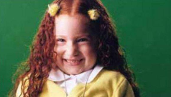 Valeria López es el nombre de la actriz que encarnó a la pequeña Wendy en ¡Vivan los niños! (Foto: Televisa)
