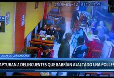 Policía frustró asalto a pollería e hirió a delincuente en medio de tiroteo enSan Juan de Lurigancho