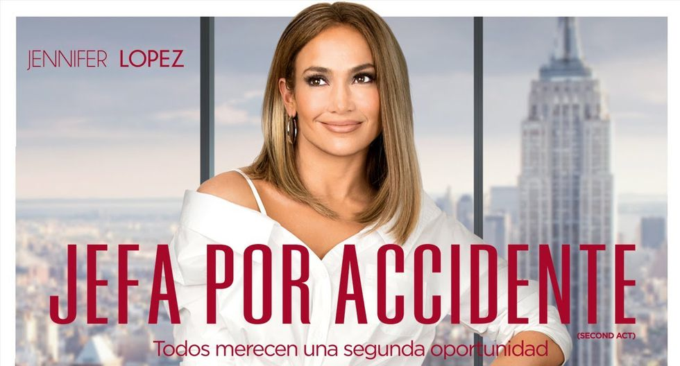 Jefa por accidente con JLo.  (Difusión)