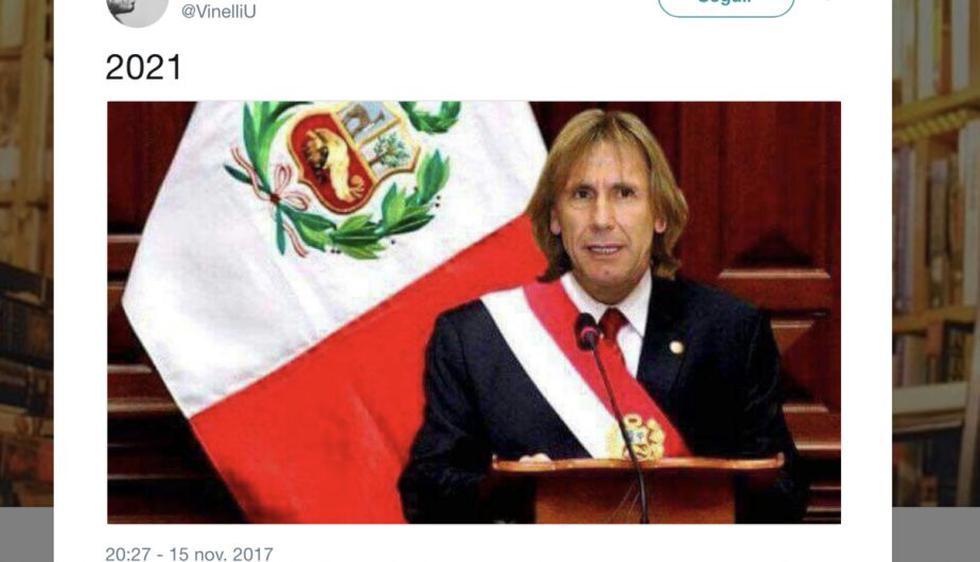 Estos son los memes tras la clasificación de Perú al Mundial (Facebook)