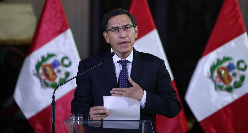 Aprobación de Martín Vizcarra retoma el ascenso y llega a 63%.  (GEC)