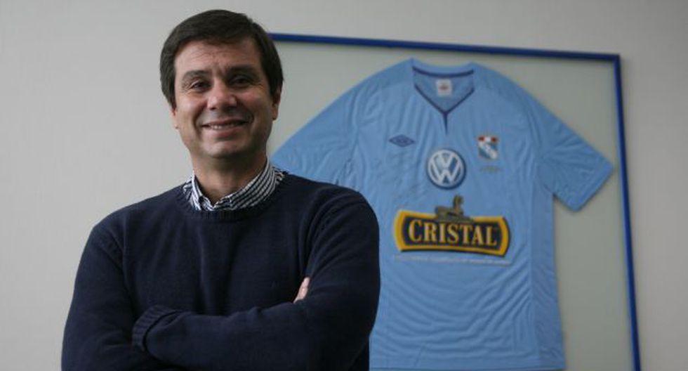 Ex presidente de Cristal denuncia irregularidades en el fútbol peruano (USI)