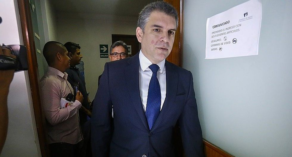 """Vela indicó que el exejecutivo ha dado """"muchos detalles"""" que se adecúan a la hipótesis que maneja la fiscal Geovanna Mori sobre el caso Gasoducto. (Foto: GEC)"""