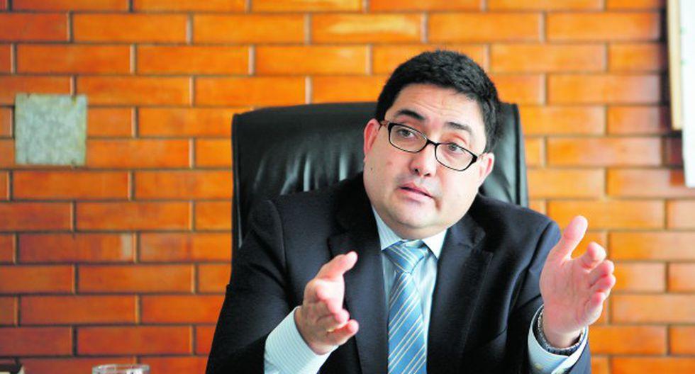 """El procurador del caso Lava Jato Jorge Ramírez dijo no ver """"otra razón"""" que obstruir el acuerdo de colaboración eficaz en denuncia del procurador anticorrupción Amado Enco. (Foto: GEC)"""