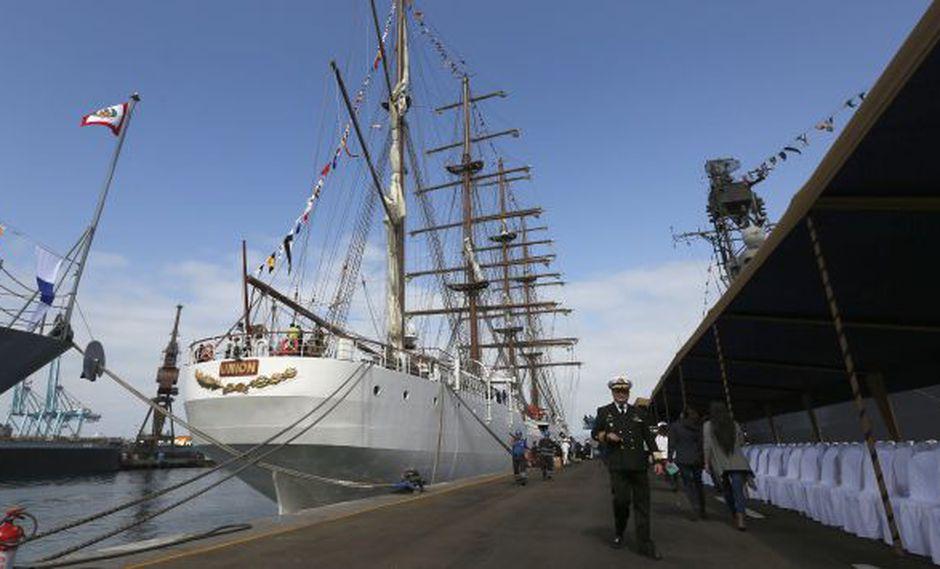 Base Naval del Callao abrirá sus puertas al público este 15 y 16 de octubre. (USI)