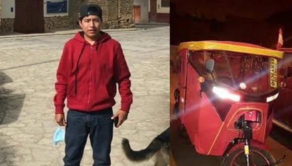 Las autoridades y vecinos de la zona estiman que el hombre natal de Cajamarca fue asesinado producto de un ajuste de cuentas (Foto: PNP)