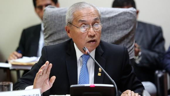EL GOLPE DE CHÁVARRY. El exfiscal de la Nación y compañía lograron que Sánchez deje de investigarlos.