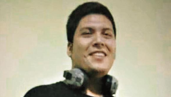 Gianfranco Huaichao Ronto, taxista de Uber, acusado de violación sexual.