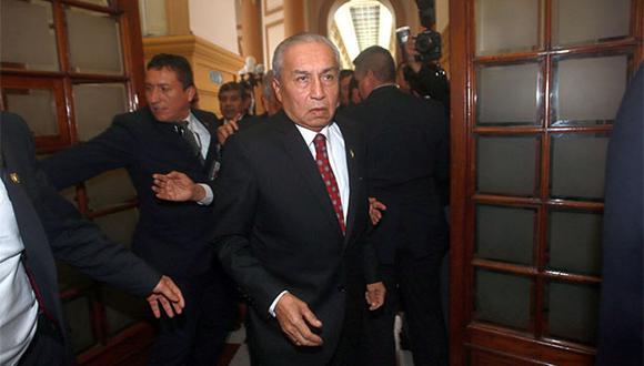 Reynaldo Abia confirmó que Pedro Chávarry no respondió si iba a participar en la reconstrucción de los hechos. (Foto: Andina / Video: Canal N)