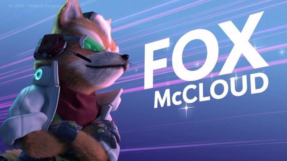 Fox McCloud llegará en la versión de Nintendo Switch como una gran exclusividad.