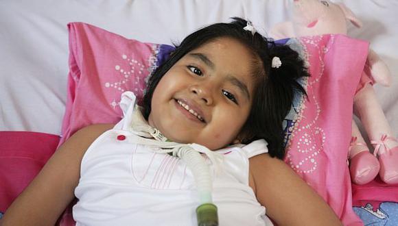 Romina quedó cuadripléjica tras un asalto perpetrado por 'marcas' en 2010. (Perú21)