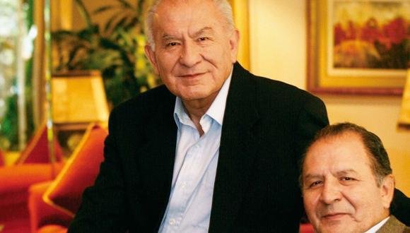 Vito y Jorge Rodríguez Rodríguez, los hermanos del Grupo Gloria.
