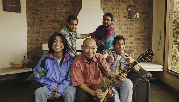 """Diazepunk y """"Somos la banda"""", el primer corte de su nuevo disco. (Foto: Diazepunk)."""