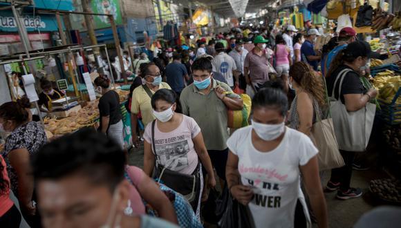 Los mercados han sido los principales focos de contagios de coronavirus (COVID-19). (Fotos: Anthony Niño de Guzman \ GEC9
