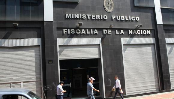 La investigación está a cargo del Ministerio Público. (Foto: Andina)