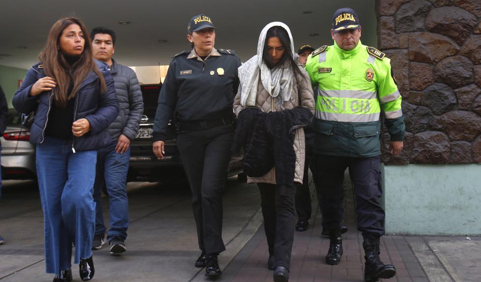 Melisa González Gagliuffi atropelló y causó la muerte de Christian Buitrón Aguirre y Joseph Huashuayo Tenorio, en la avenida Javier Prado Oeste, en San Isidro, el pasado 11 de octubre. (Foto: GEC)