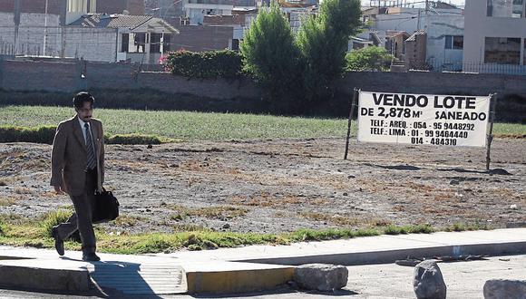 Las Municipalidades provinciales cobrarán el predial. (Foto: GEC)