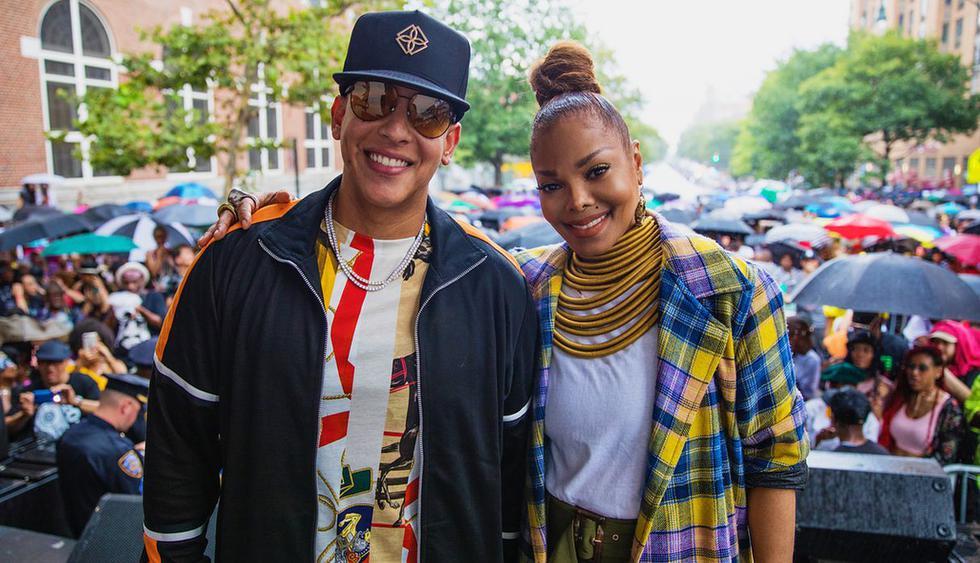 """Daddy Yankee y Janet Jackson lanzaron la versión en español de """"Made For Now"""", la canción que grabaron juntos hace algunos meses. (Foto: @janetjackson)"""