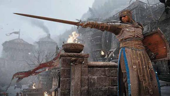 'For Honor' se encuentra disponible para PS4, Xbox One y PC.