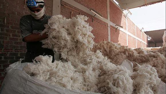 El acuerdo impulsará el sector algodonero del Perú. (Foto: GEC)