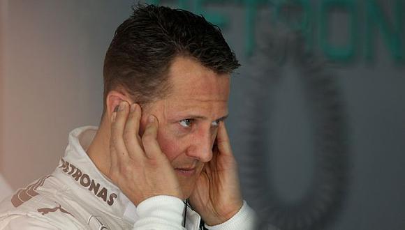 Nadie fue hallado culpable de infracción alguna en el accidente de Michael Schumacher. (AFP)