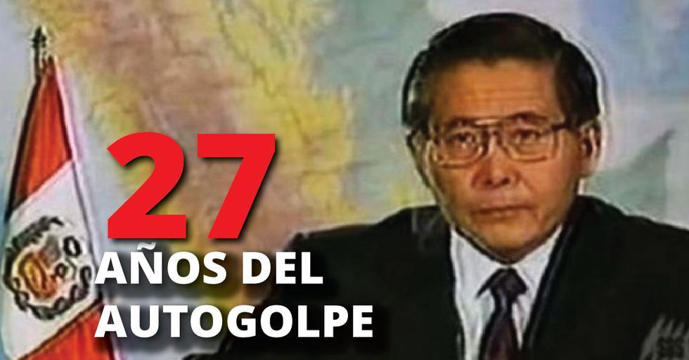 El entonces presidente Alberto Fujimori contaba con el apoyo de las Fuerzas Armadas y ordenó que las tropas del Ejército, de la Marina y de la Fuerza Aérea se apostaran en los exteriores de las sedes intervenidas.